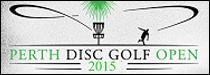 Perth Disc Golf Open 2015