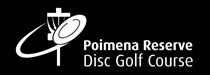 Poimena disc golf course, Tasmania