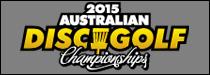 Australian Disc Golf Championships 2015