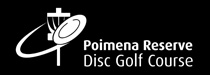 Poimena disc golf course, Tasmania